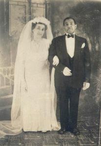 Joseph and Lula Adkins