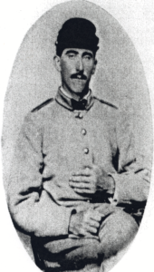George W. Ammons, Jr., killed at Gettysburg